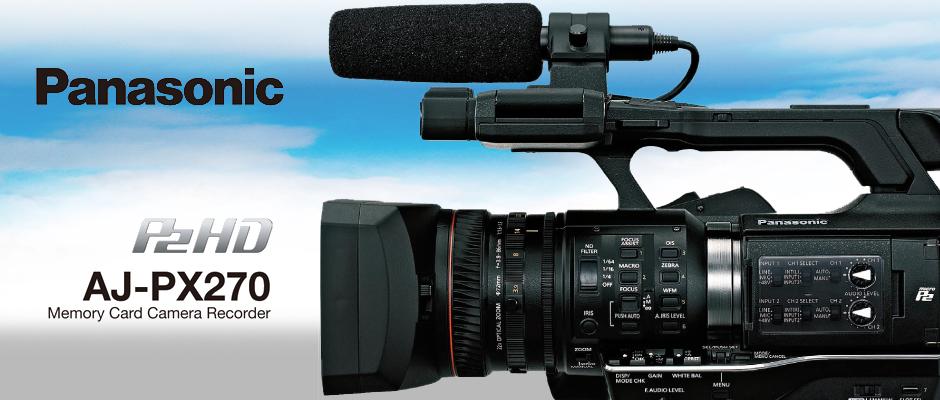 Panasonic-AJ-PX270PJ-Slider