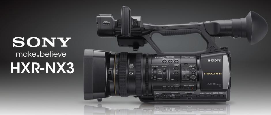 Sony-HXR-NX3-Slider