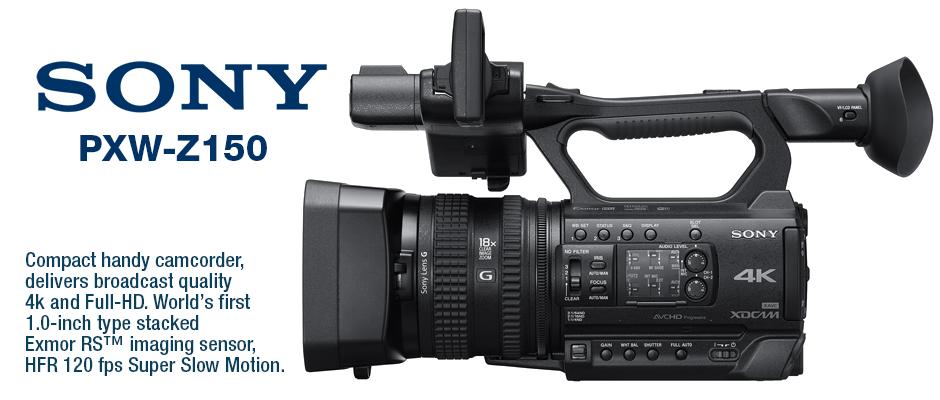 Sony-PXW-Z150-Slider1