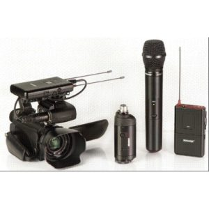 Photo of Shure FP Wireless microphone system