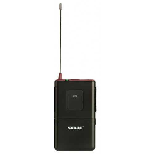Photo of Shure FP1 wireless bodypack
