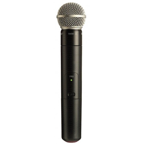 Photo of Shure FP2 microphone