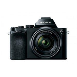 Photo of Sony ILCE7K/B camera