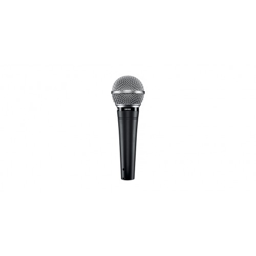 Photo of Shure SM48 vocal microphone