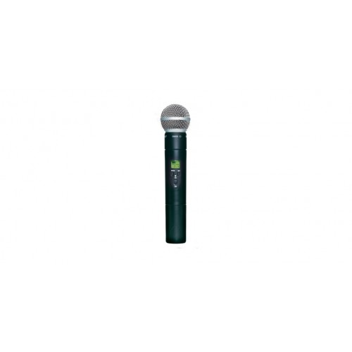 Pgoto of Shure ULX2/58 microphone