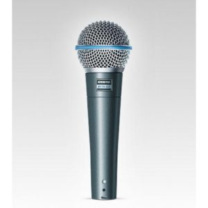 Photo of Shure BETA 58A microphone