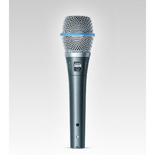 Photo of Shure BETA 87A microphone